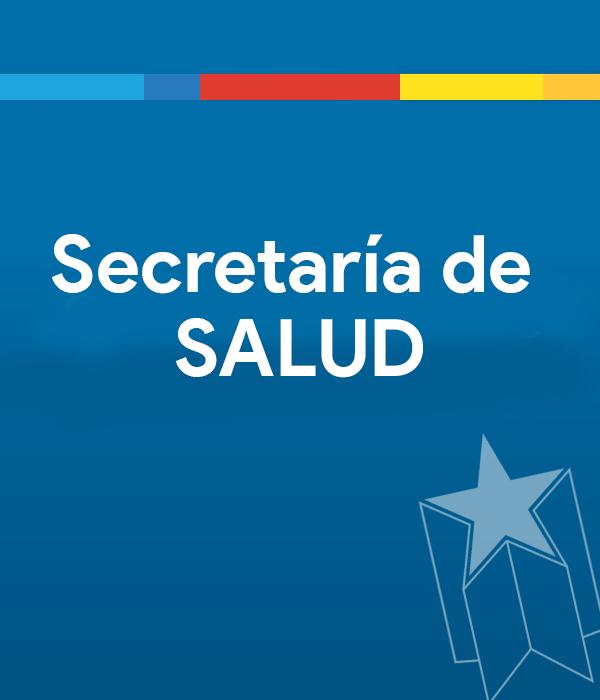SECREATARIA DE SALUD