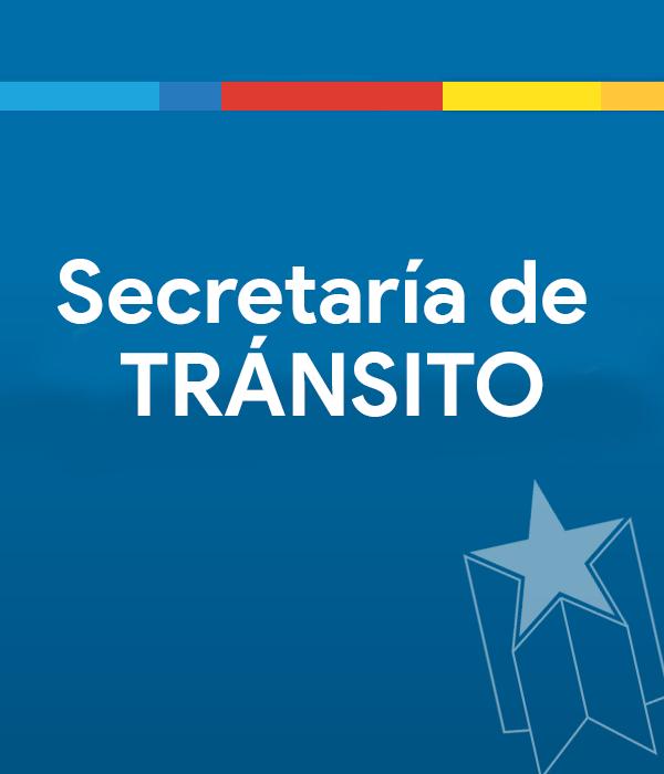SECREATARIA DE TRANSITO