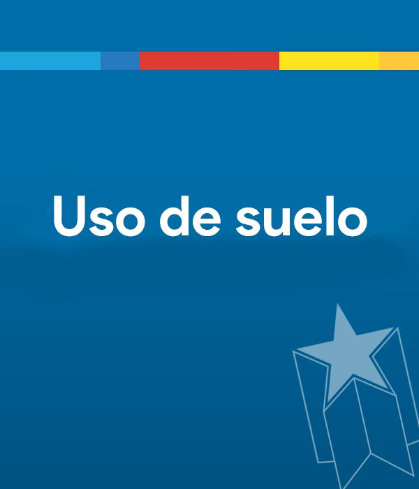 USO DE SUELO